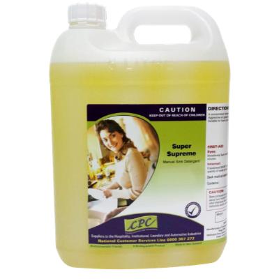 Super Supreme - Manual Dishwash Detergent 5L