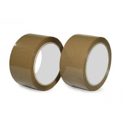 Strong Brown Packing Tape (Six Pack)