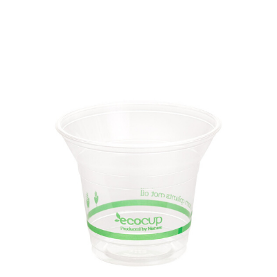 Clear EcoCup Green 300ml (20's)