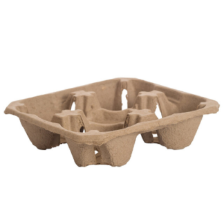 4 Cup Carrier Tray (20's)
