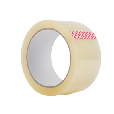 Low Noise Packing Tape - Clear - Carton of 36