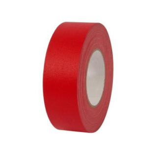 Red Cloth Tape - 48mm x 30m (6 pack)