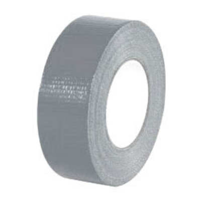 Silver Cloth Tape - 48mm x 30m (6 pack)