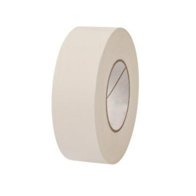 White Cloth Tape - 48mm x 30m (6 pack)