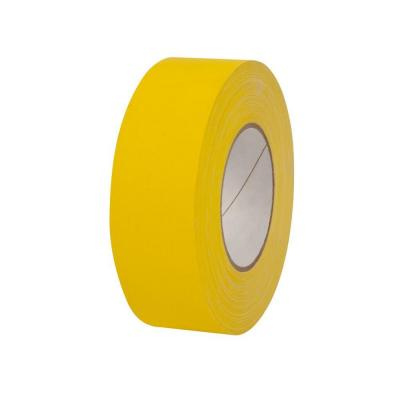 Yellow Cloth Tape - 48mm x 30m (6 pack)