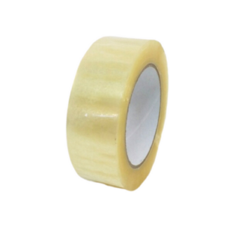 Packaging Tape - Clear 36mm x 100M x 48 microns - 48 rolls