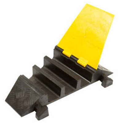 Cable Protector (3-Channel Large Corner)