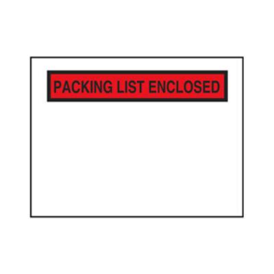 Packing Slip Enclosed Envelopes - 1000