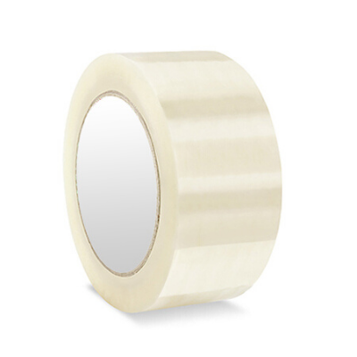 48mm Packing Tape - Clear - 6 rolls or 1 carton of 36 rolls
