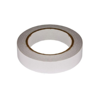 Double Sided Tape 18mm x 50mm - 2 rolls