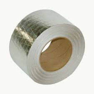 Paper Backed Foil Tape 50mm - 1 roll