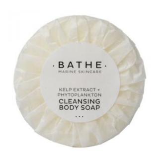 Bathe Marine Skincare 20g Cleansing Body Soap- Pleatwrapped
