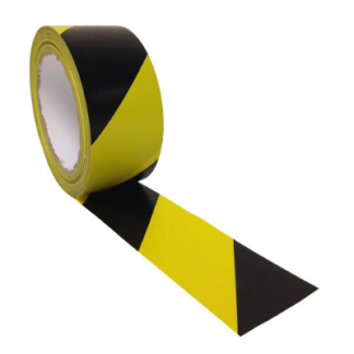 Floor Marking Tape 48mm - yellow and black