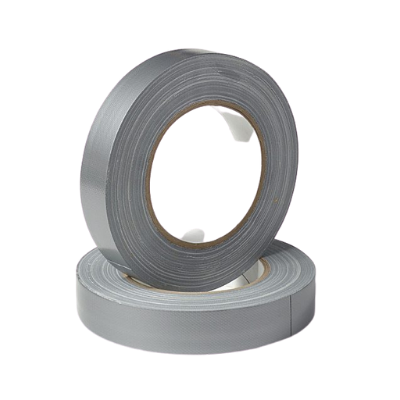 Cloth Tape 24mm Silver