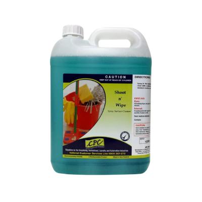 Shoot N' Wipe - All-purpose cleaner 5L