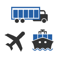 Palletised Air / Sea Freight